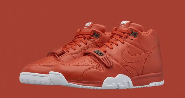 Fragment Serves Up Special Nike Air Trainer 1s for French Open