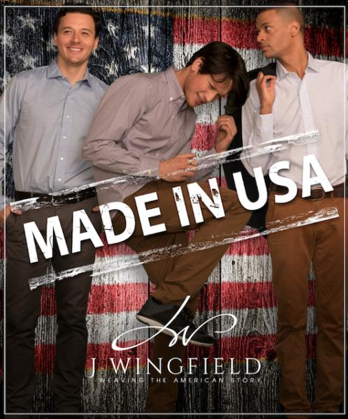 J Wingfield – Weaving The American Story