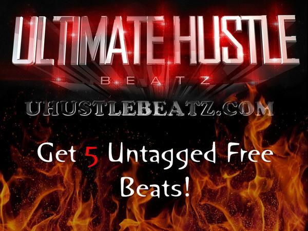 "Download 5 Free Beats From Producer ""Ultimate Hustle Beatz"""