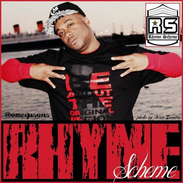 Rhyme Scheme – Progression EP