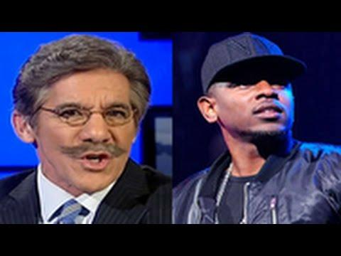 Kendrick Lamar Criticized By Fox News' Geraldo Rivera For His 2015 BET Awards Performance