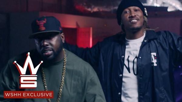 Trae Tha Truth Feat. Future & Boosie Badazz – Tricken Every Car I Get