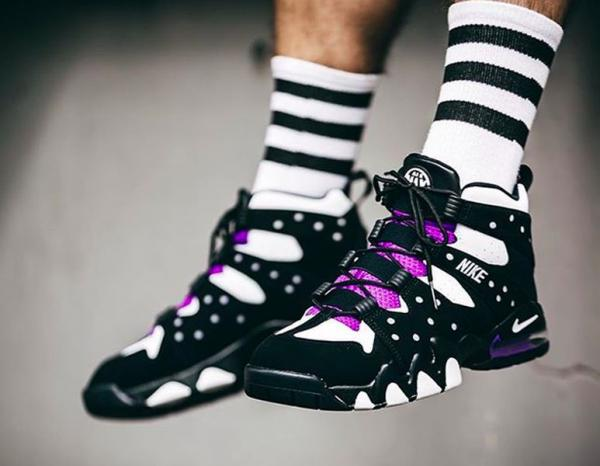 Nike Air Max 2 CB '94 OG – Black – Purple