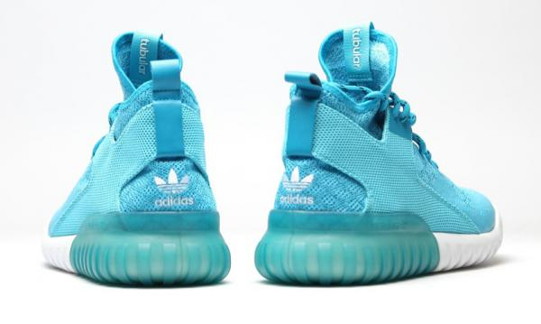 Adidas Uses Icy Soles On The Tubular X PrimeKnit