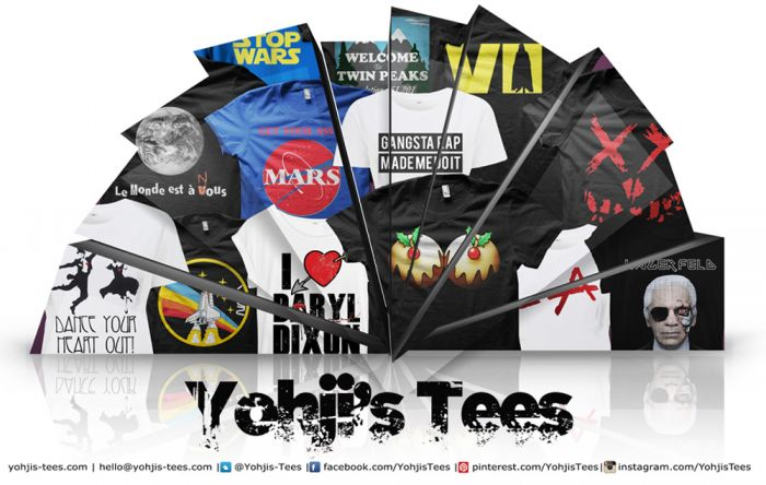 01YohjisTeesWebsiteMensWomensTShirtSelection