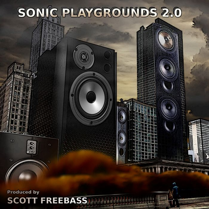 Scott Freebass – Sonic Playgrounds 2.0