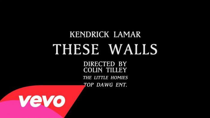 Kendrick Lamar – These Walls [VMG Approved]
