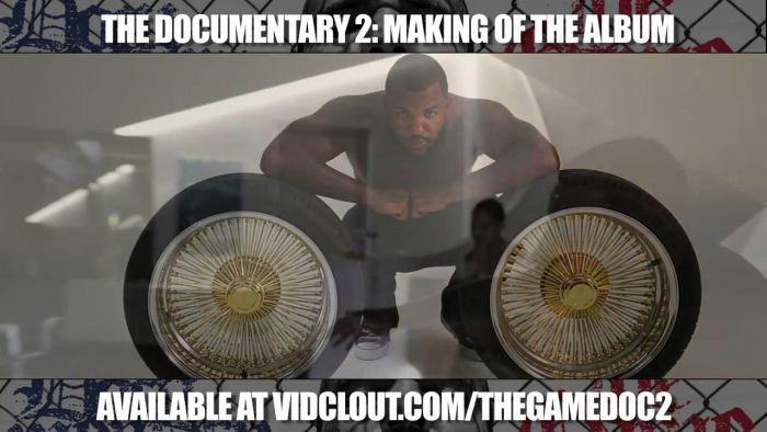 The Game's The Documentary 2: Making Of The Album Documentary Trailer