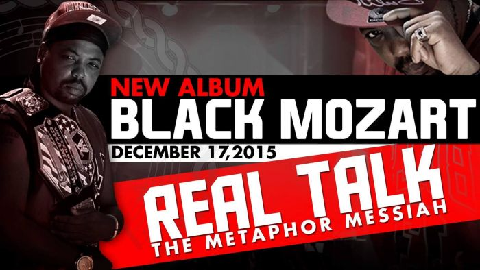 Real Talk (The Metaphor Messiah) – One Verse