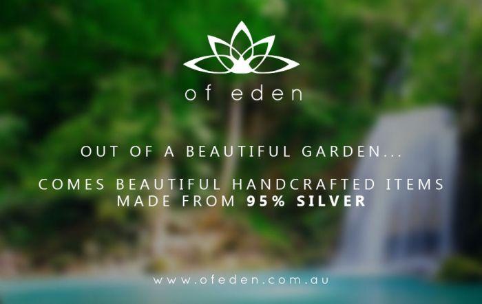 Of Eden – Australian Jewelry Label Now Shipping Overseas