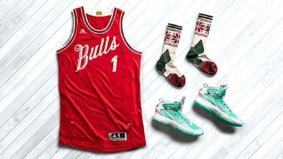 NBA Unveils Christmas Day Uniforms