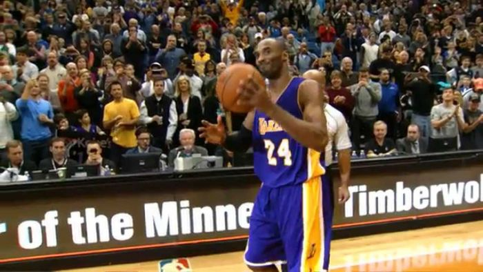 Kobe Bryant Reflects On His NBA Career