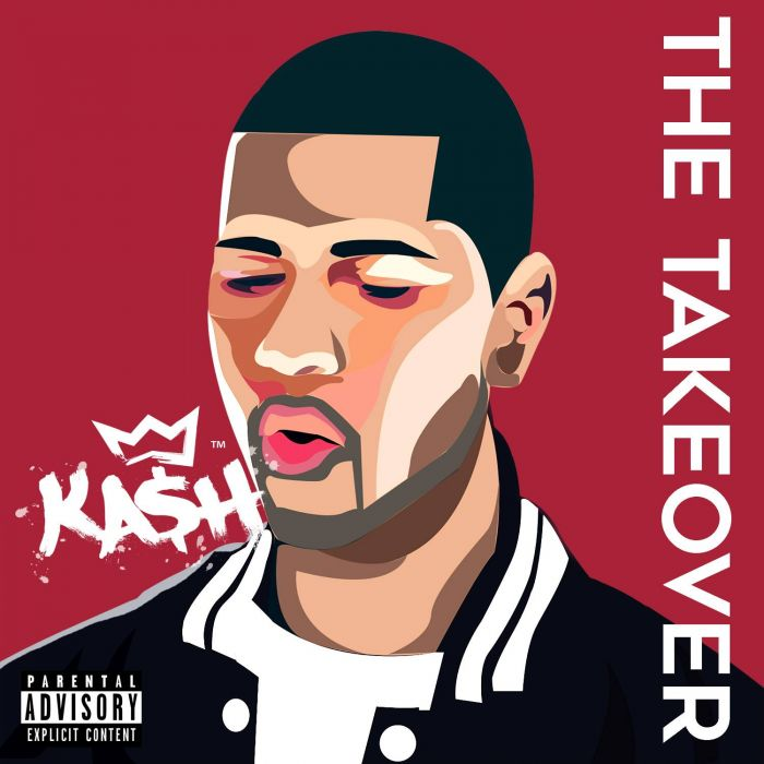 Kash – The Takeover (EP)