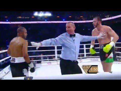 46 Year Old Roy Jones Jr. Gets Knocked Out
