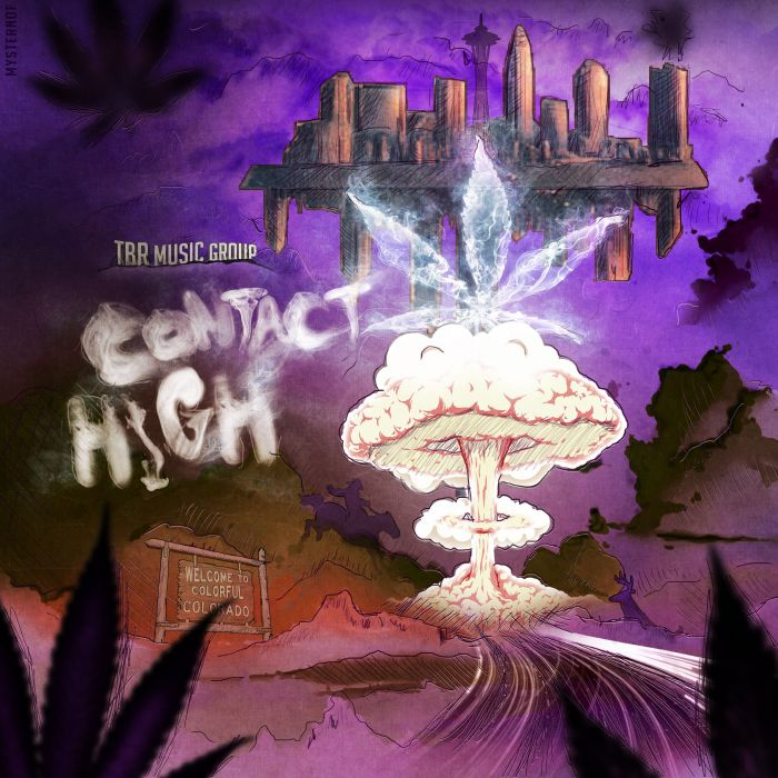 """TBR Music Group Presents """"Contact High"""""""