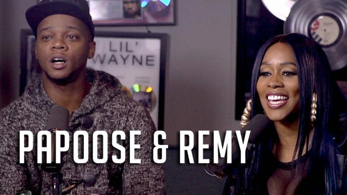Papoose & Remy Are Adorable + Spit Flames