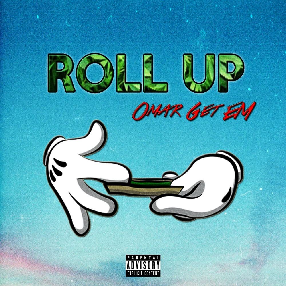 Roll Up Cover Art