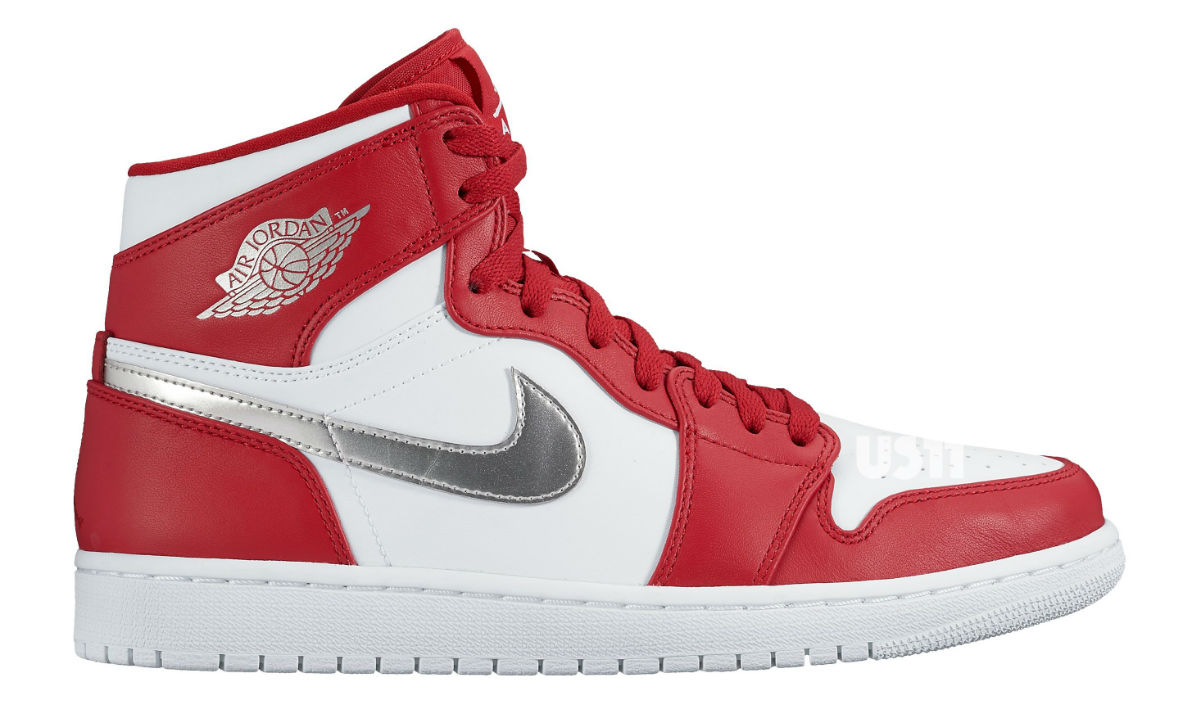 More 'Metallic' Air Jordan 1s Are Releasing