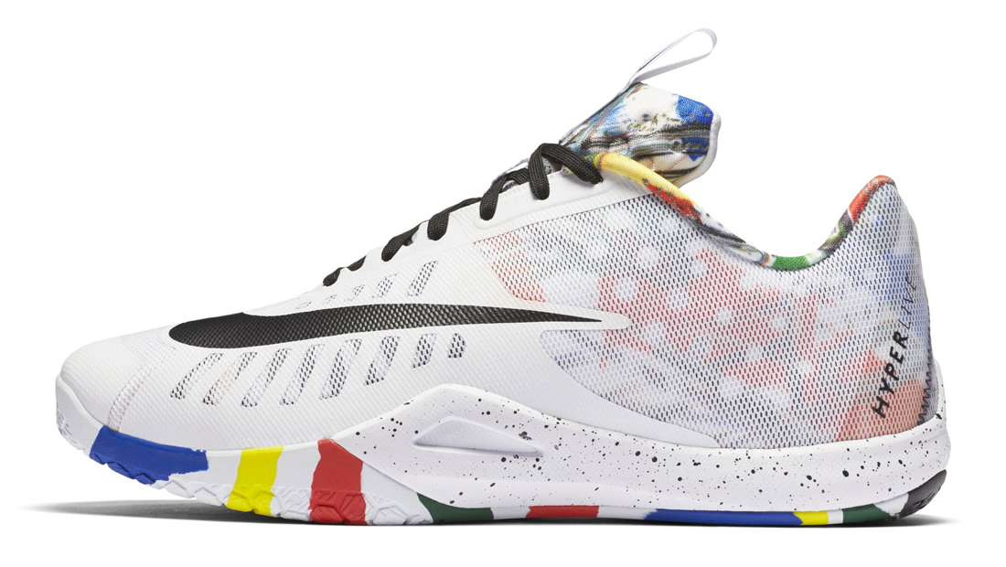 The Nike HyperLive Joins the NCS for March Madness