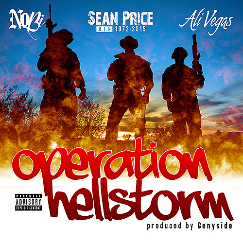 Nobi Feat Ali Vegas And Sean Price – Operation Hellstorm