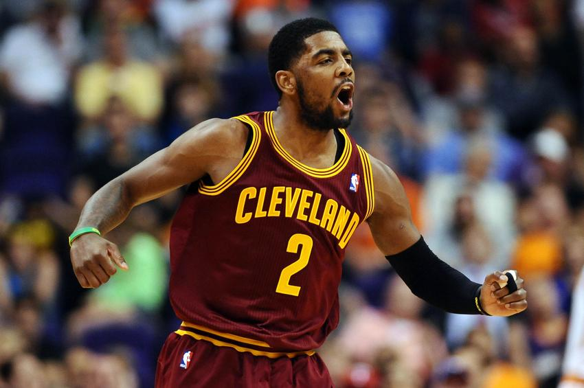 Kyrie Irving Is Not Happy In Cleveland