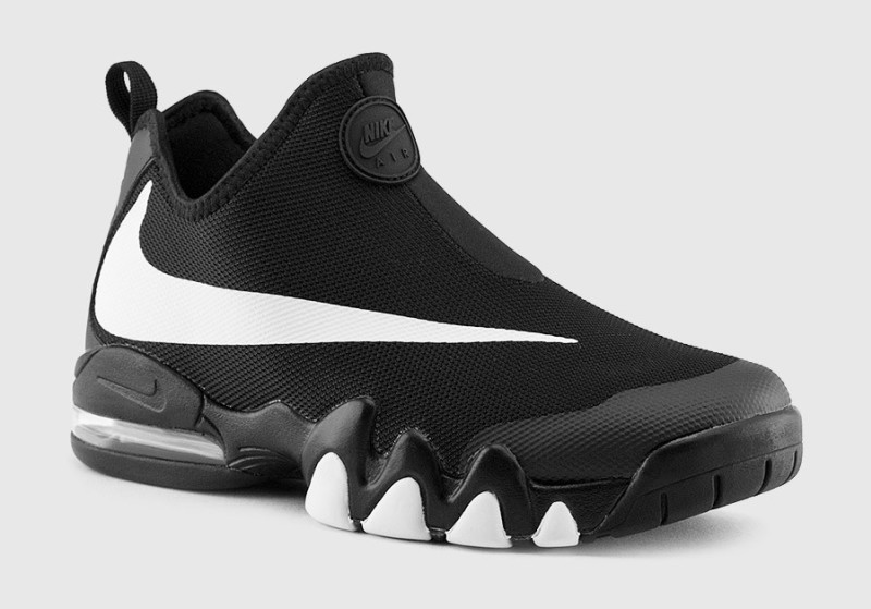 What's Going on With This Frankenstein Nike Shoe?