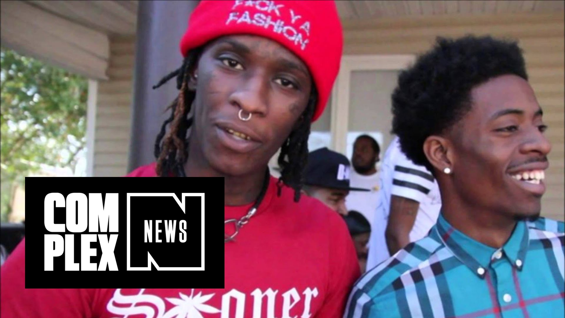 Young Thug Dissed Rich Homie Quan While Performing In California