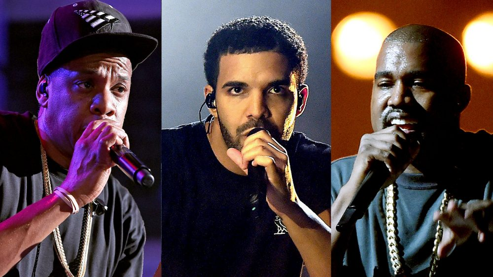 Drake Explains Why He Removed Kanye West And Jay Z From 'Pop Style'