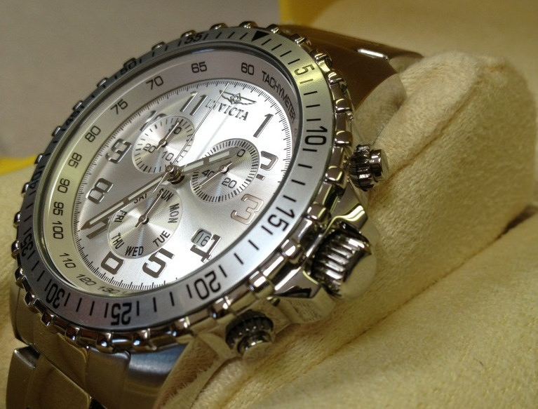 Steel Jewellery And Steel Wrist Watches