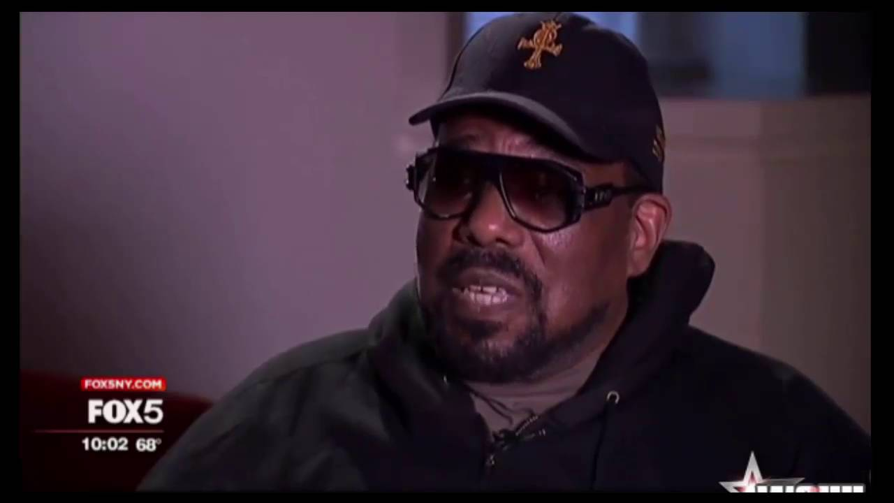 Afrika Bambaataa Denies Sexual Abuse Allegations