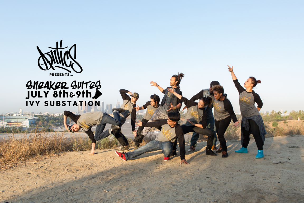 Are Sneakers More Than Just Shoes? This Hip Hop Dance Company Thinks So