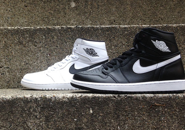 Air Jordan 1 Retro High OG 'Yin Yang' Pack Official Images