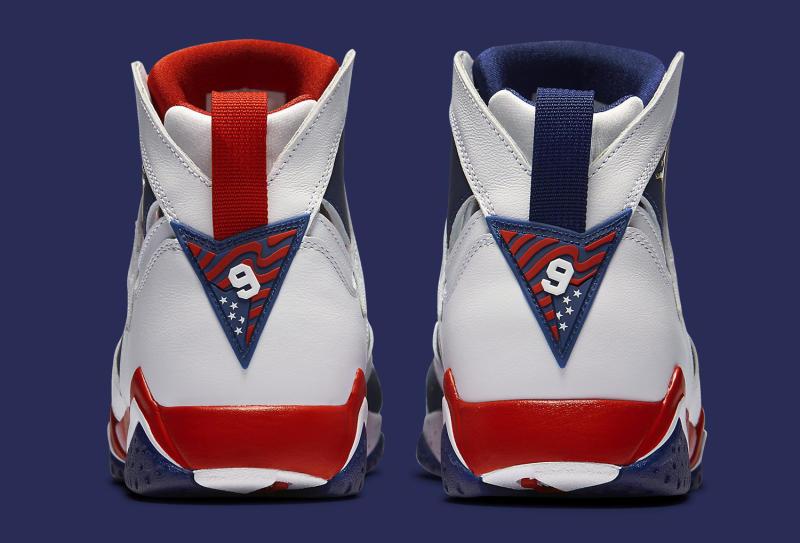 Air Jordan 7 Olympic Alternate Release Date