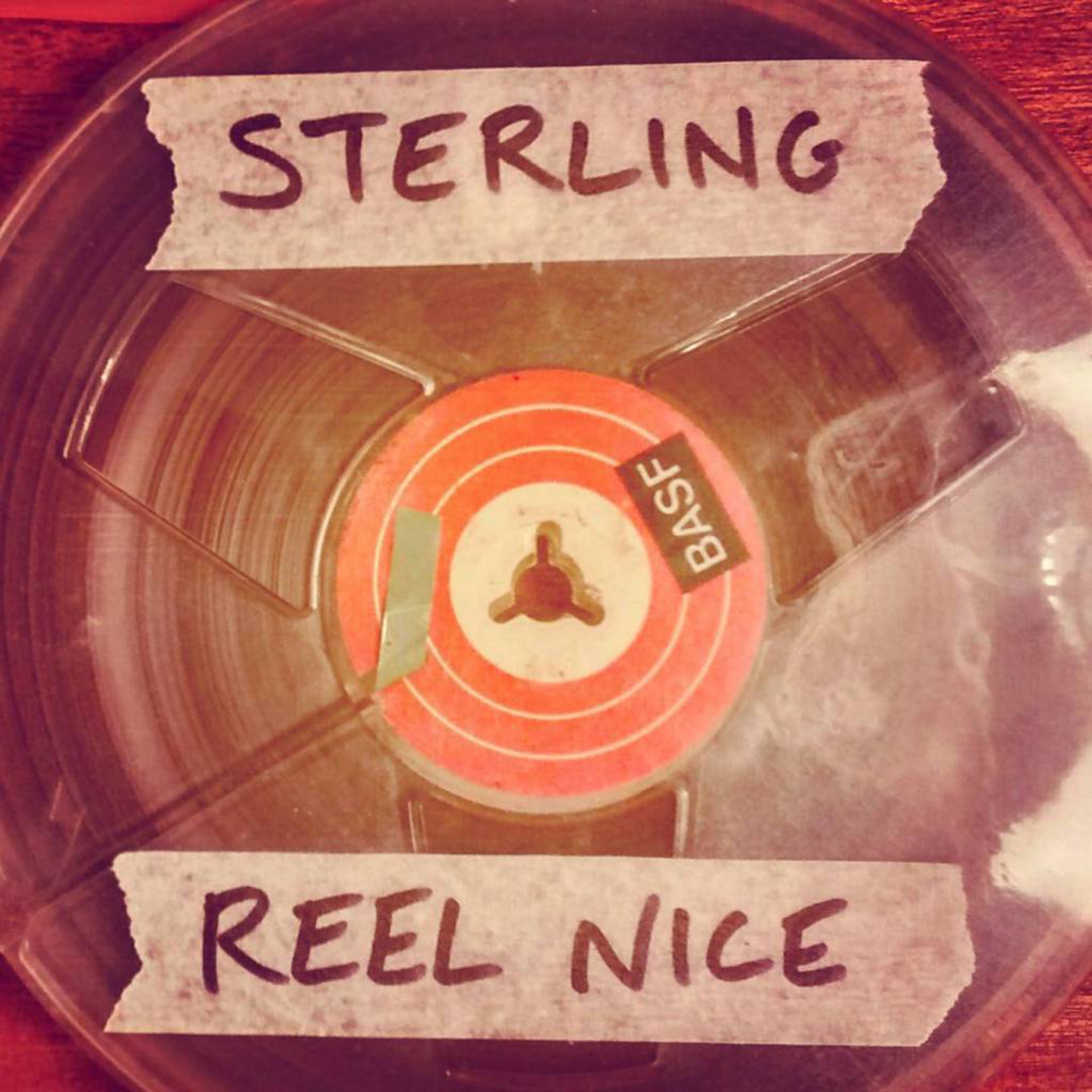 """Reel Nice"" By Sterling, 10 Track Hip Hop Instrumental Album Available For Download Now!"