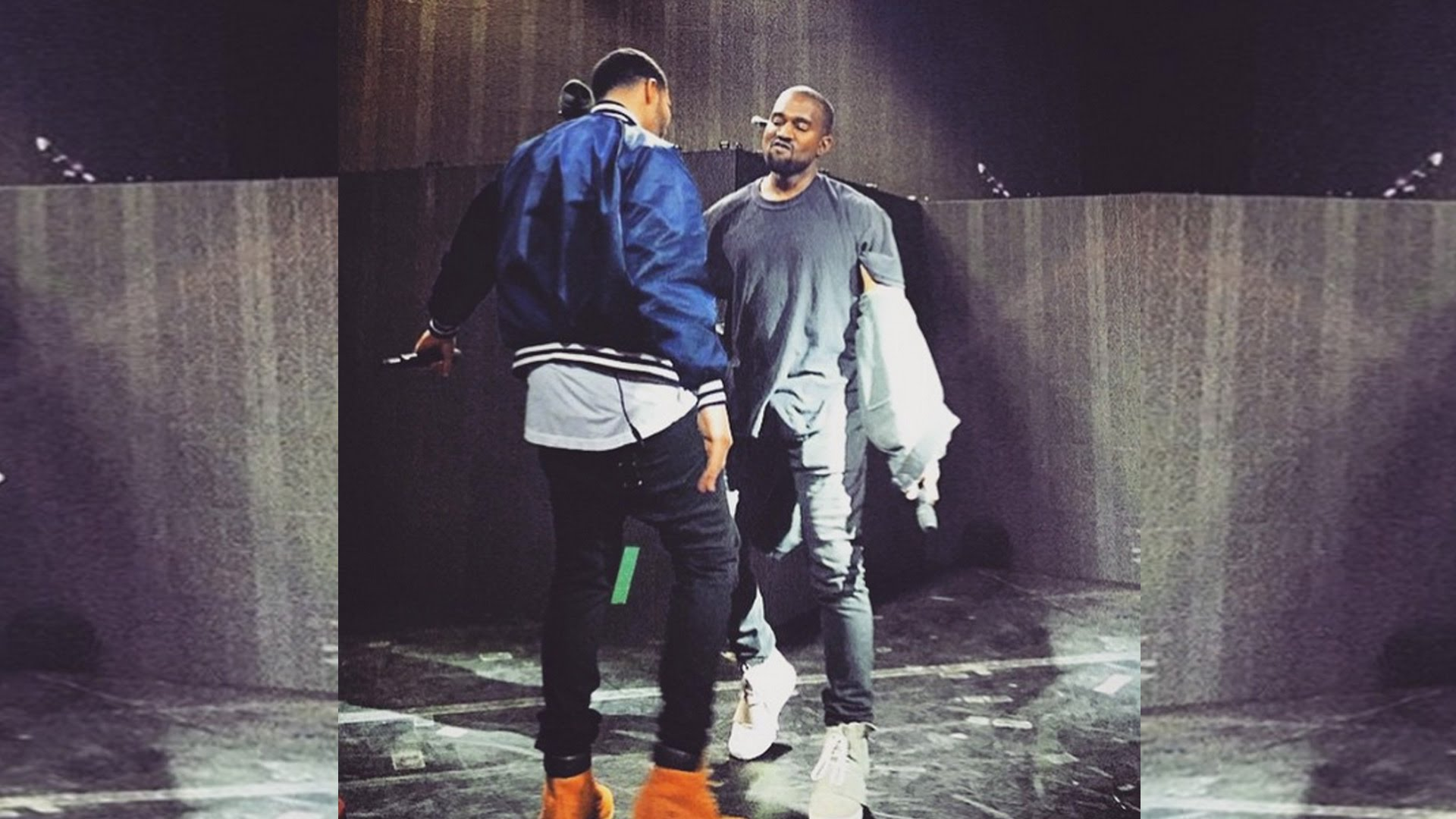 Kanye West Joins Drake On Stage in Chicago