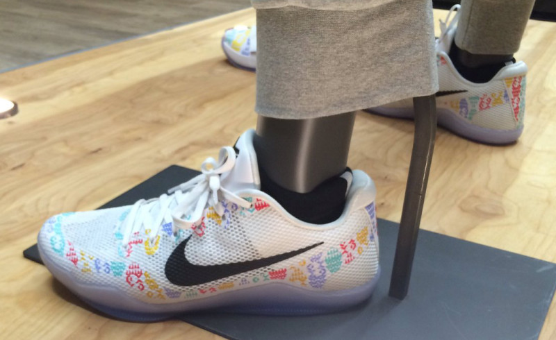 Nike Takes Kobe's Sneakers to School