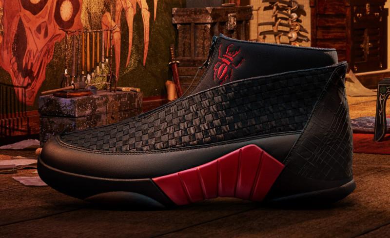 Kubo Air Jordan 15 Giveaway