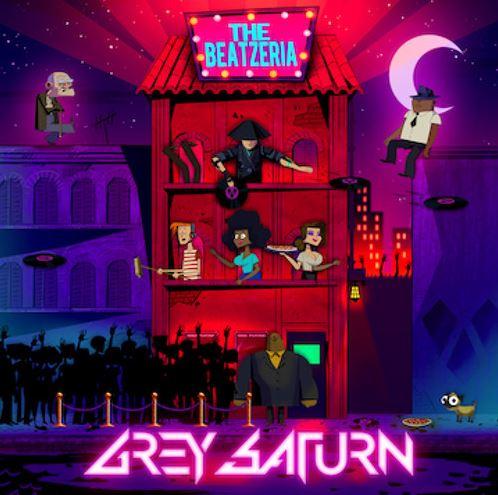 Grey Saturn – The Beatzeria