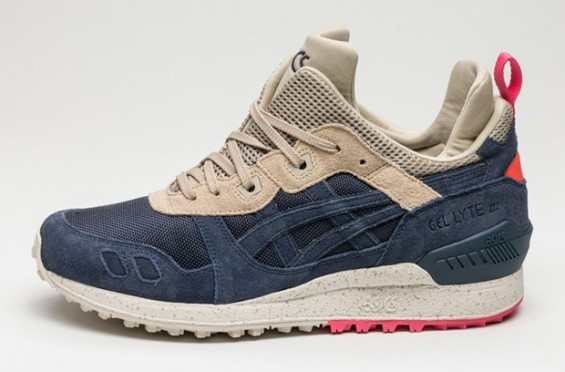 The Asics Gel Lyte 3 Gets Transformed Into A Mid Top