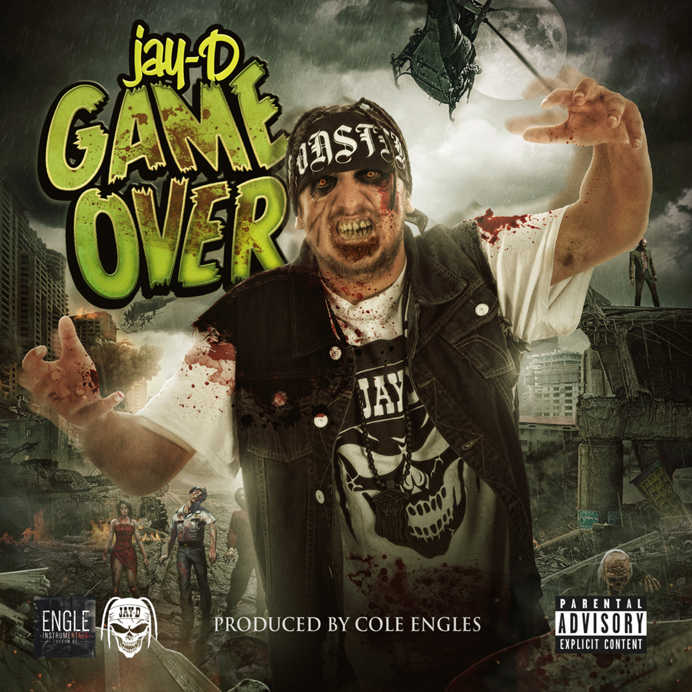 Jay-D – Game Over