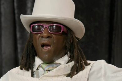 Flavor Flav Was A Guest On The Eric Andre Show & Everything Was Ridiculous