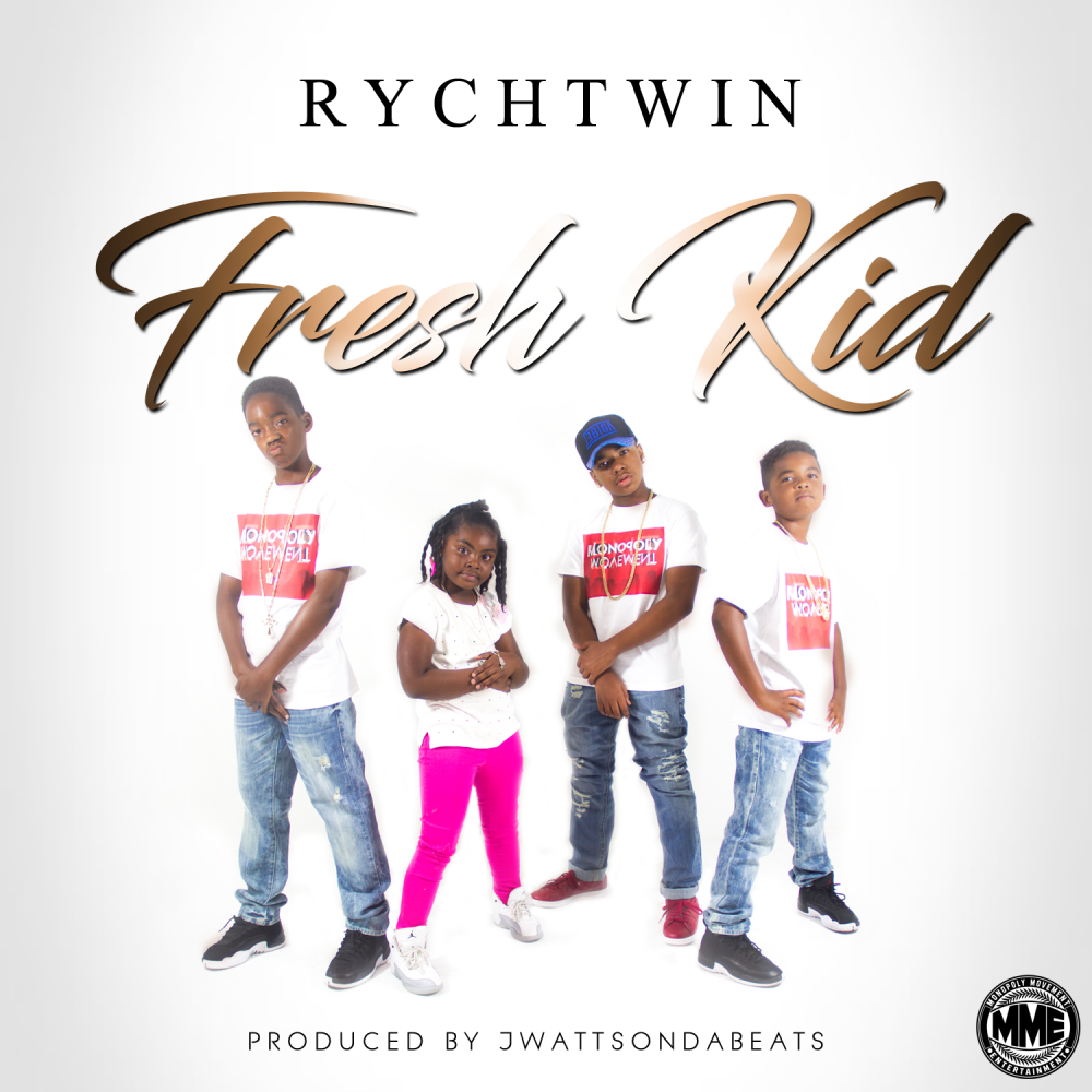 Rych Twyn – Fresh Kid