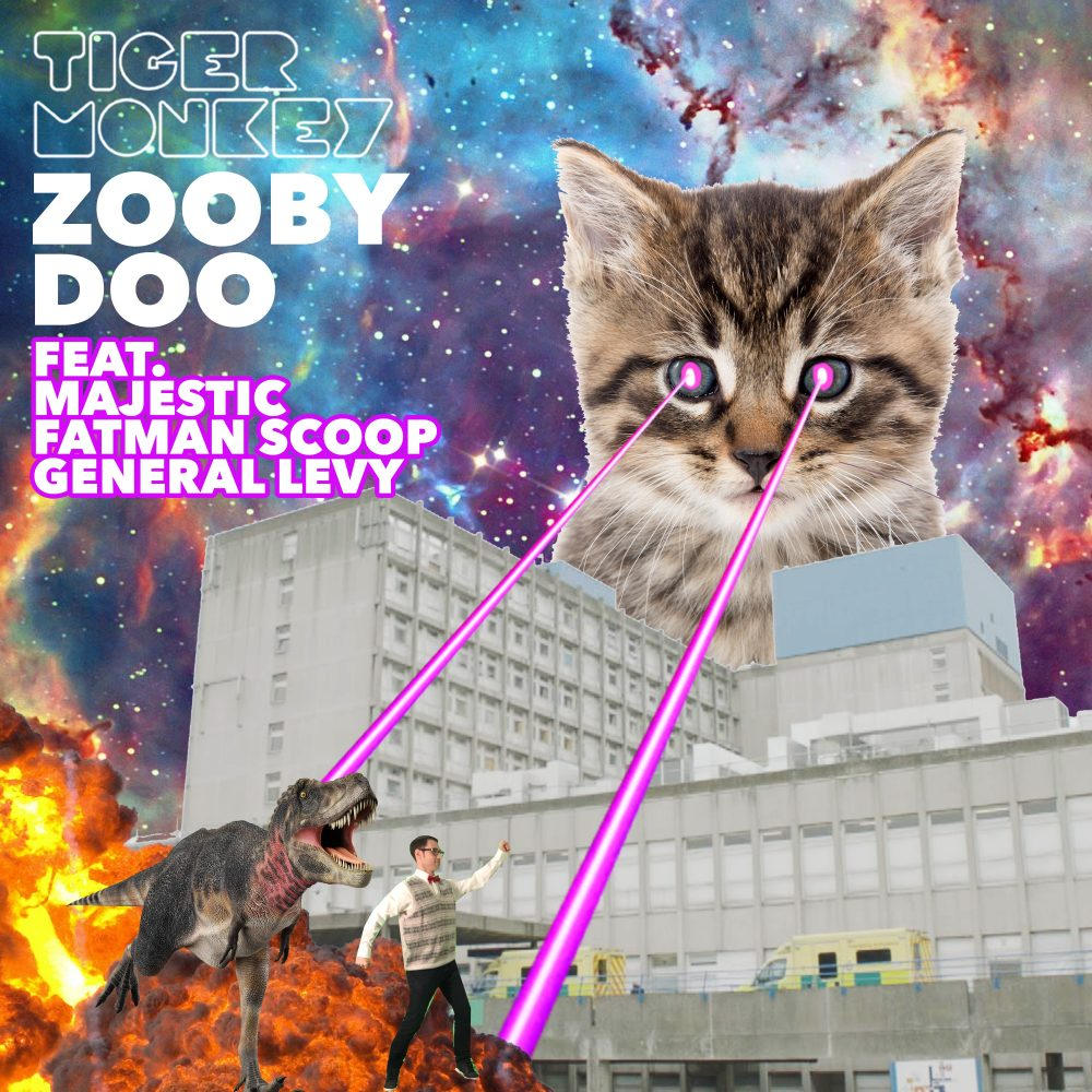 Tigermonkey Feat. Majestic, Fatman Scoop & General Levy Jump On – Zooby Doo