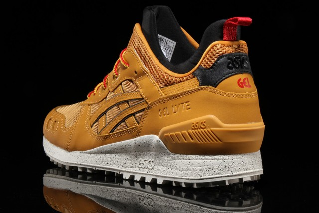More Images Of The Timberland-Inspired Asics Gel Lyte 3 Mid Wheat
