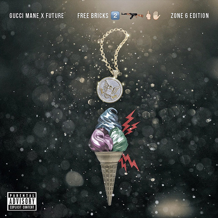 Gucci Mane & Future Reconnect On Joint Mixtape, 'Free Bricks 2'