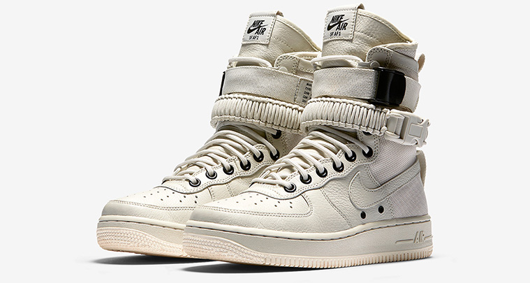 "Nike SF-AF1 ""White"" // Coming Soon"