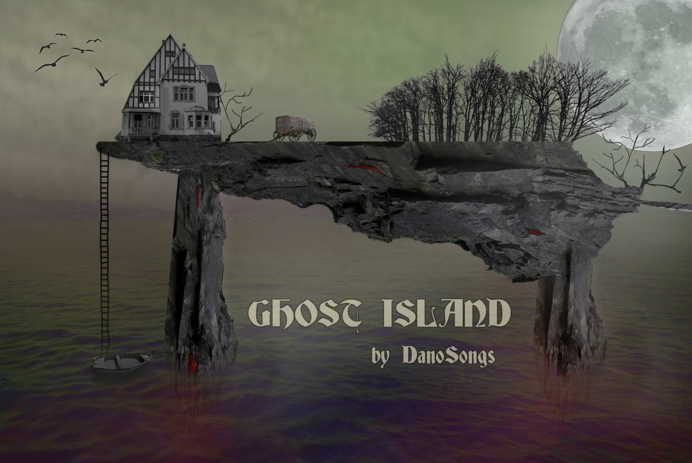 'Ghost Island' New EDM Trap Mix From DanoSongs