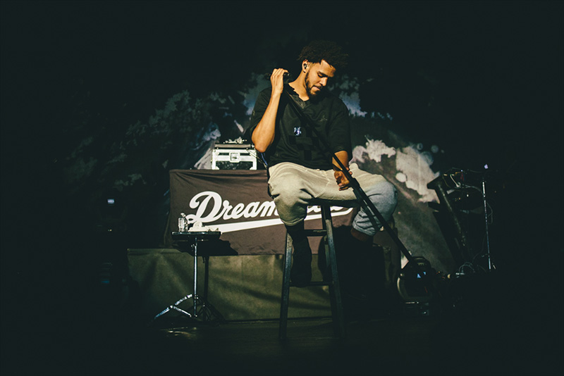 "J. Cole Announces New Album, '4 Your Eyez Only' & Documentary ""Eyez"" To Watch"