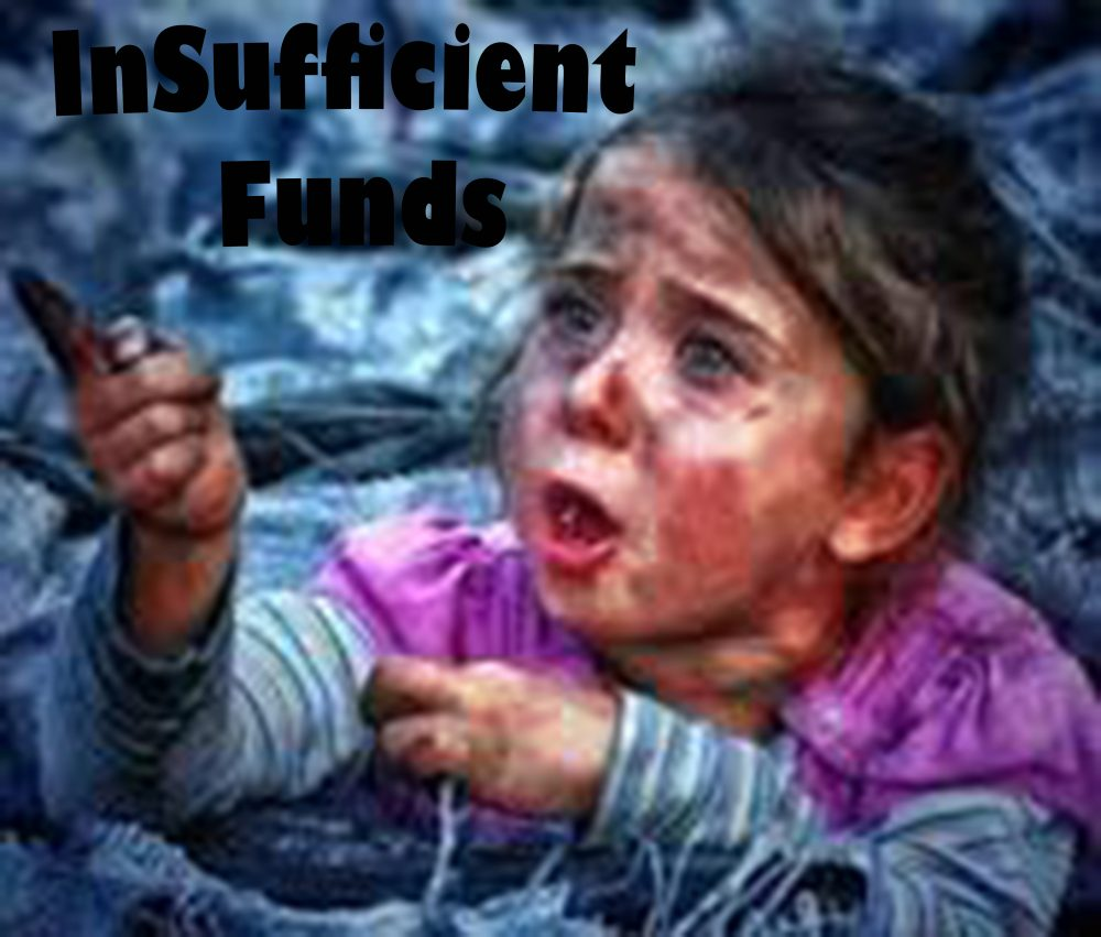"""Vote For """"InSufficient Funds"""" RhymeStars Contest"""