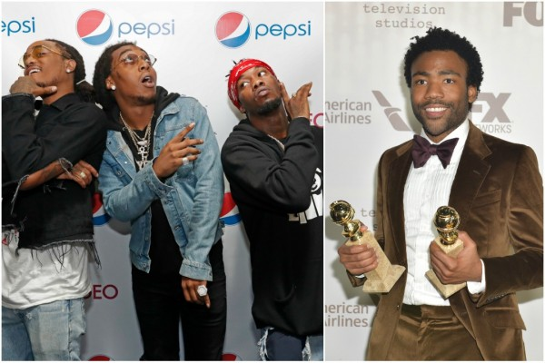 Migos Couldn't Book a Late-Night Performance Until Donald Glover's Shout-Out